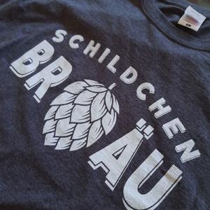 Schildchen Bräu-Shirt